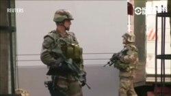 """""""Бум-бум-бам, та-та-та..."""" – очевидцы о полицейской спецоперации в Париже"""