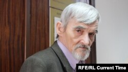 Юрий Дмитриев в суде в Петрозаводске