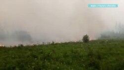 Волонтеры, которые тушат пожары в России, объясняют, зачем рискуют жизнью и здоровьем