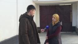 Нилуфар Раджабову оштрафовали за ношение хиджаба: при задержании девушку оскорбляли