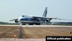 Грузовой самолет Ан-124
