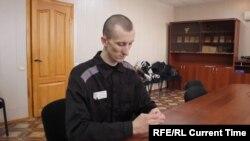 Александр Кольченко в колонии