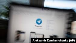 Сайт Telegram
