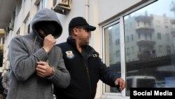 Задержание граждан РФ в Анталии 13 января