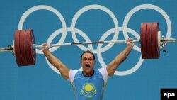 Илья Ильин на Олимпиаде в Лондоне (2012)