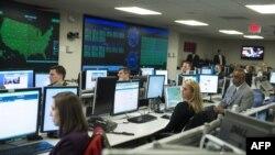 Национальный центр кибербезопасности и коммуникаций США в Арлингтоне, Виргиния