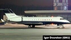 Частный самолет Bombardier Global Express 5000
