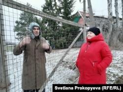 Фермер Владимир и депутат Оксана Громова