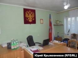 Кабинет Олега Боронина