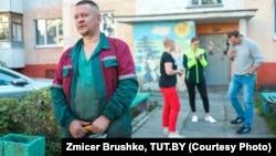 Олег Куделка. Фото: Дмитрий Брушко, TUT.BY
