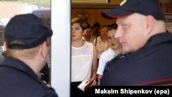 Обыски в Церкви Сайентологии в Москве 21 июня 2016 года