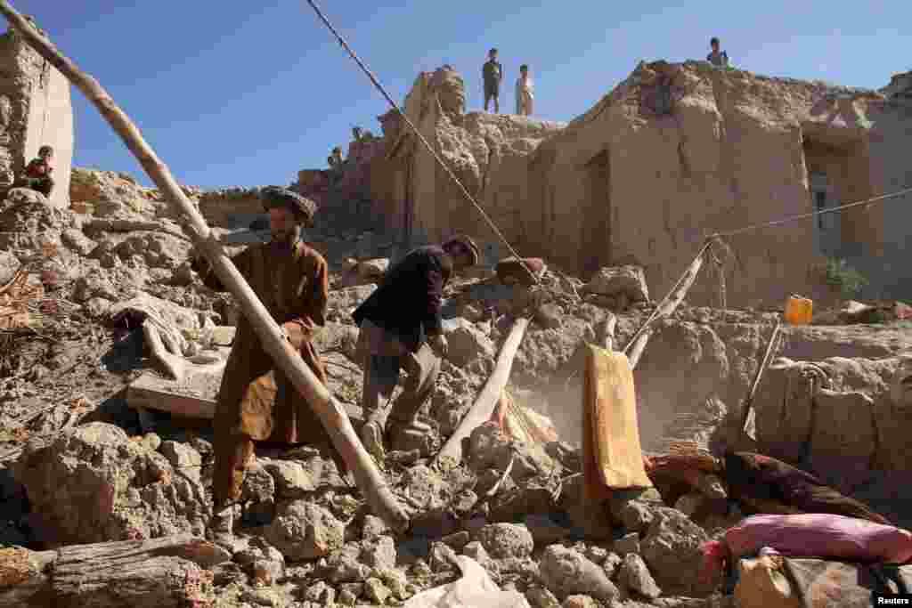 провинция Бадахшан, Афганистан