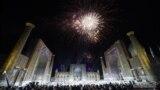 Азия: из Китая в Узбекистан без виз