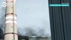 В разгар энергетического кризиса в Узбекистане взорвалась ТЭС