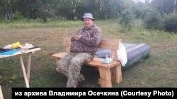 Экс-начальник колонии №15 в Ангарске полковник ФСИН Андрей Верещак