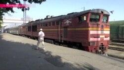 Таджикские поезда: медленно, дорого, со взятками и унижением