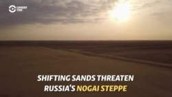Soil To Sand: The Desertification Of Russia's Nogai Steppe