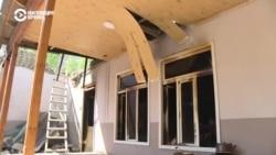 "Таджикистан: ""Когда дом горел, я не мог подойти"""