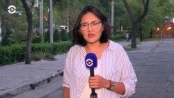 Азия: массовая предвыборная драка
