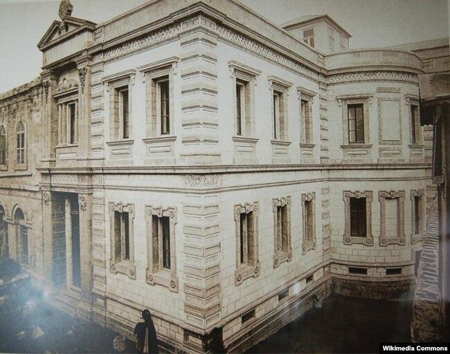 Александровское подворье в конце XIX века. Фото: Wikimedia Commons