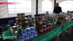 """Жителям """"ДНР"""" украинские продукты не нужны"""