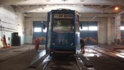Человек на карте: водитель трамвая из Красноярска