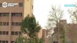 """""""Наша элита покидает страну, а они взрывают их!"""" В Иране ширятся протесты"""