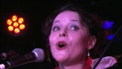 Марьяна Садовска: белый звук украинского фольклора