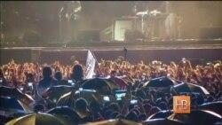В Ереване выступила рок-группа System of the Down