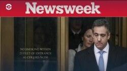 Америка: Трамп отреагировал на приговор Коэну