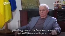 Interview With Ukrainian President Leonid Kravchuk