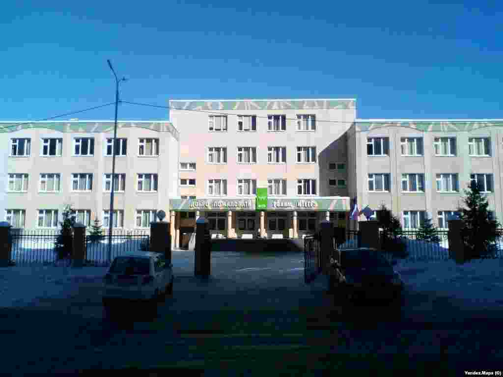 Школа № 175