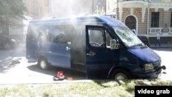 Беспорядки в Харькове 3 августа 2015 года