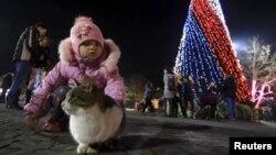 Празднование Нового года в Крыму, Севастополь
