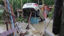 Ялту снова затопило: как власти реагируют на второе наводнение за месяц