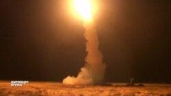 В Астраханской области прошли учения с пусками ракет