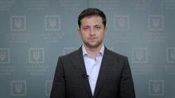"""Зеленский о """"формуле Штайнмайера"""" и особом статусе Донбасса"""