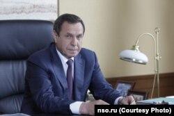 Кандидат в губернаторы Новосибирской области Владимир Городецкий