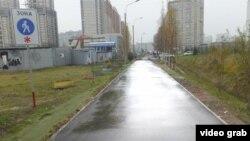"""""""Ретушированная"""" в фотошопе дорога, за которую уволили городского чиновника"""