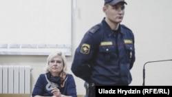 Мать погибшего Светлана Коржич