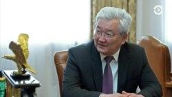 Азия: экс-мэра Бишкека обвинили в коррупции