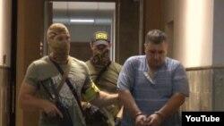 Евгений Панов, арестованный сотрудниками ФСБ