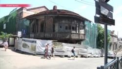 Реновация по-грузински, или что такое фасадная реконструкция