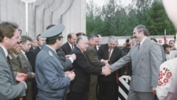 Как Лукашенко хвалил Гитлера