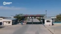 В Казахстане бастуют нефтяники