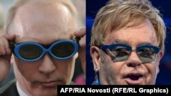 Путин все-таки не звонил Элтону Джону