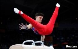 Артур Далалоян на чемпионате мира в Германии, 2019 год. Фото: Reuters