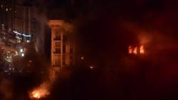 Годовщина пожара в Доме профсоюзов на Майдане