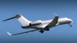 На каком самолете могли лететь Зеленский и Патрушев