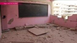 Сирия: 5 тыс. разбомбленных школ